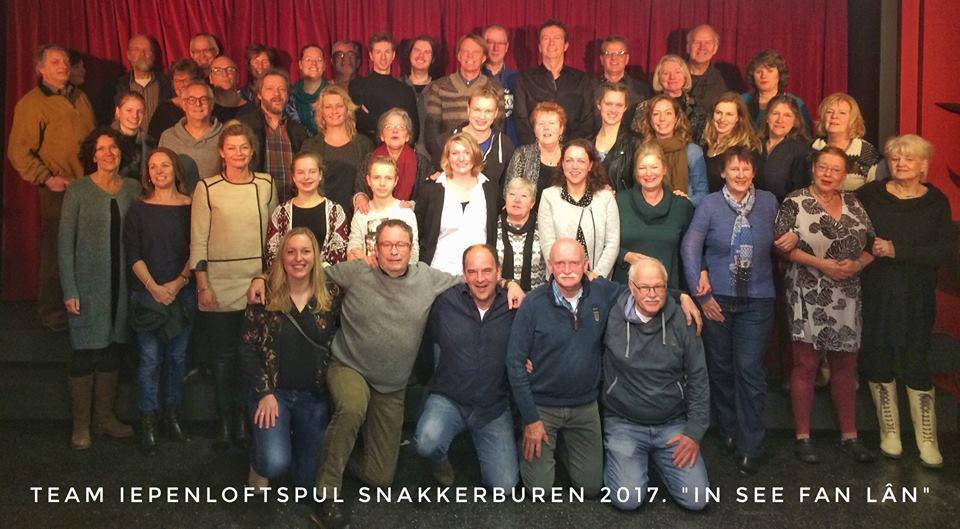 Team Iepenloftspul Snakkerbuorren 2017
