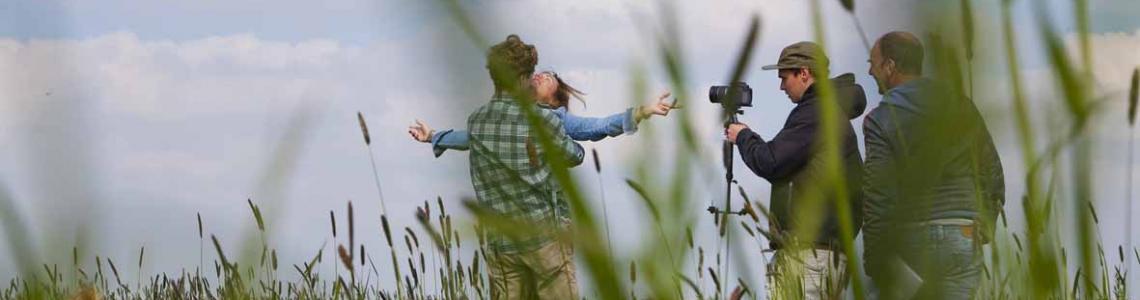 Opnames trailer 'In see fan lân'
