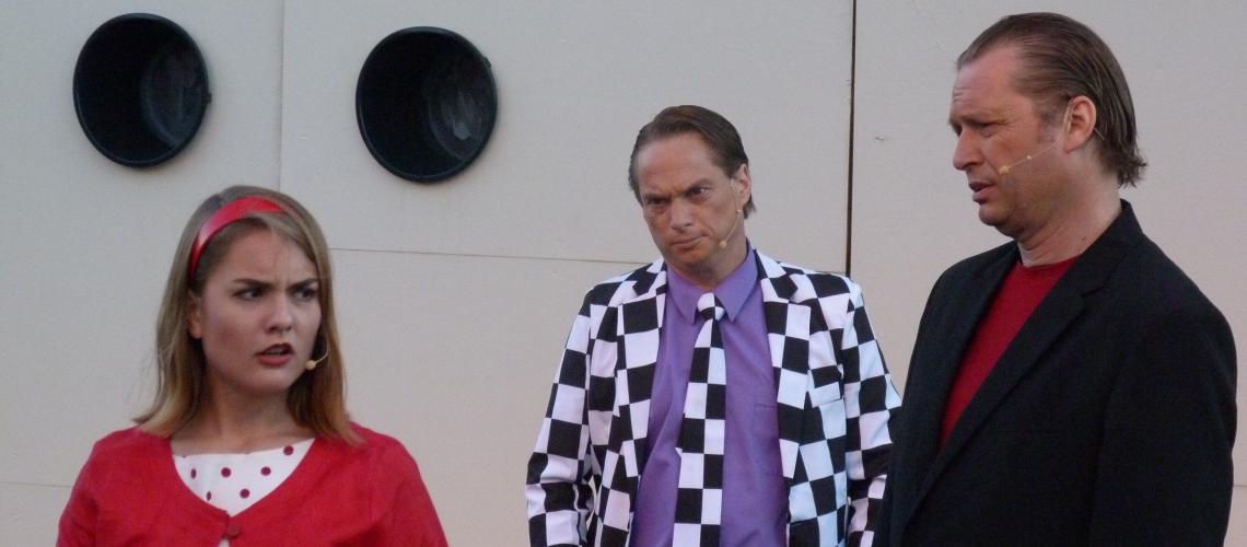 Foto's fan de twadde foarstelling fan Don Juan, 8 july 2016